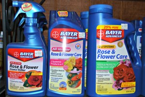 Rose sprays