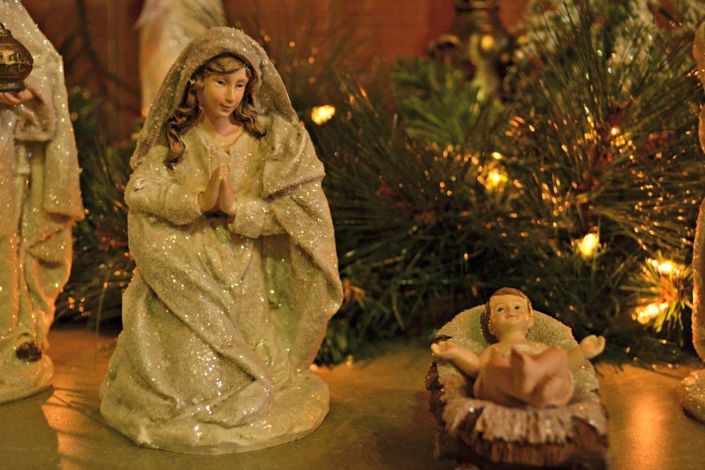 Joy to the World mary