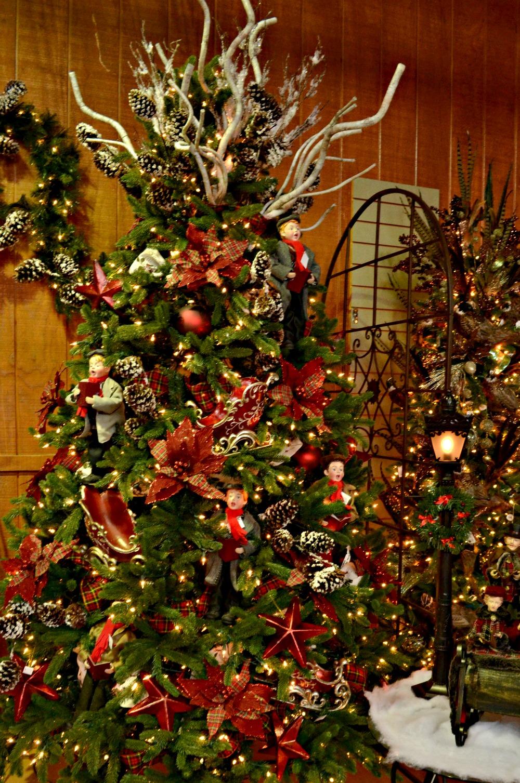 sleigh ride tree