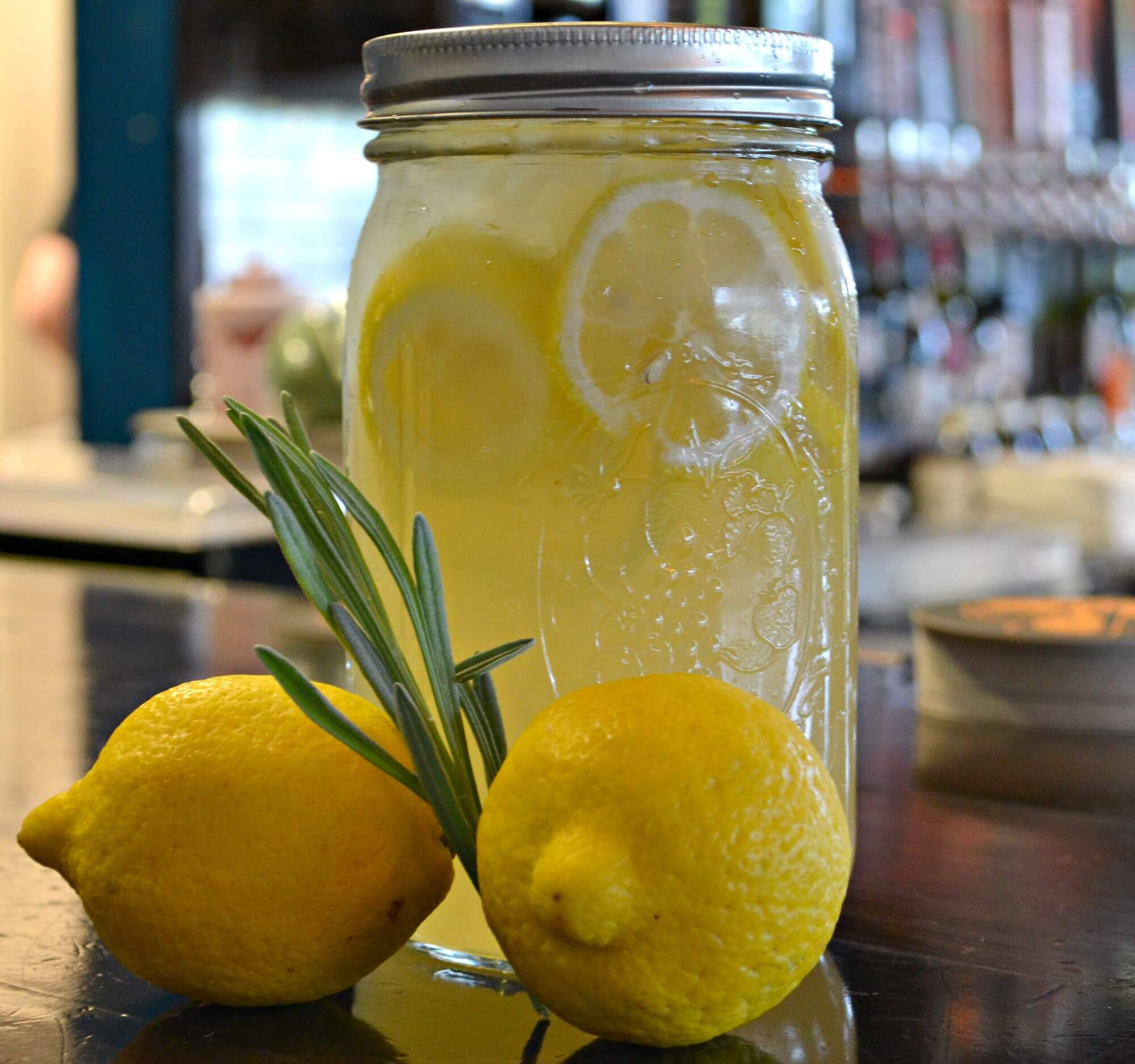 lavender lemonade big jar