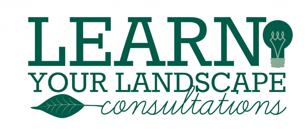 learn your landscape logo