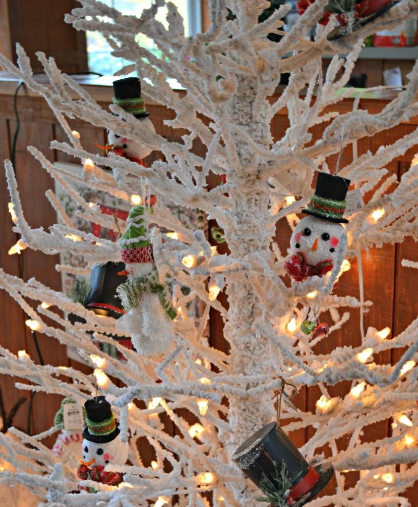 snow much fun tree theme